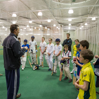 Elite Cricket Pre Season Academy