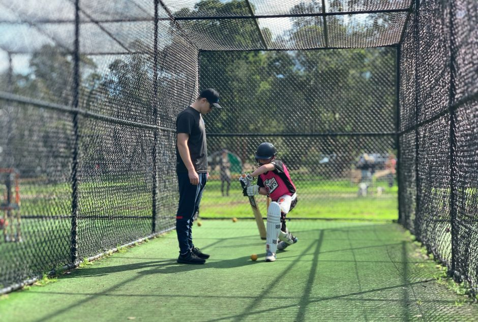 New facility for Private Coaching @ Boronia Park