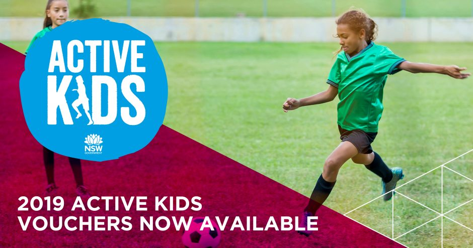 Use your Active Kids vouchers with Elite Cricket!